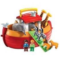 Playmobil 1 2 3 Arca De Noé