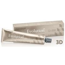Kit Tinta Evolution Color Of Cube 3d 60ml Cor Nº7.4 + Ox90ml