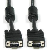 Cable Vga (db-15) A Vga (db-15) 4 Mts Con Filtro