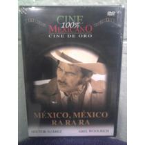Dvd Cine Nacional Mexico Mexico Ra Ra Ra Suspenso El Santo