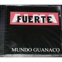 Almafuerte Mundo Guanaco Cd Nuevo Sellado Dbn (v8 Hermetica