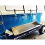 Kit Beer Truck Com Resfriador A Gelo 4 Vias Chopp
