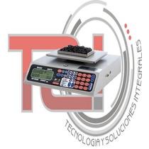 !!bascula Contadora De 20kg Mod. Qc Electronica Torrey Op4¡¡