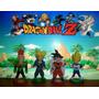 Dragon Ball Z - Set Goku Angel X4