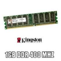 Memória Kingston Ddr400 / 1gb Desktop No Blister Ddr1