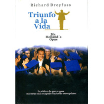 Dvd Triunfo A La Vida ( Mr. Holland`s Opus ) 1995 - Stephen
