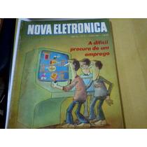 Revista Nova Eletrônica Nº77 Fechadura Eletrônica