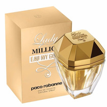 Perfume Paco Rabanne Lady Million Eau My Gold! For Her 80 Ml