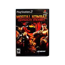 Mortal Kombat Shaolin Monks Ps2 - Playstation 2
