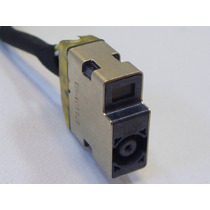Jack Power Conector Hp Pavilion 12 Cm