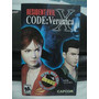 Brochure Panfleto Ps2 Resident Evil X Code Veronica Cuaderno