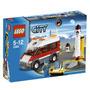 Juguetes Lego Satélite Plataforma De Lanzamiento 3366 Rojo