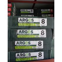 Cable Calibre 8 Argos Colores
