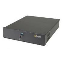 Caja De Seguridad Blindada Q-see Para Dvr 4-8-16-32 Canales