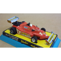 Decalque Ferrari 312t4 N1 Autorama Estrela Jody Scheckter