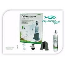Ista Kit De Co2 Com Cilindro 0,5l I-675 P/ Aquário Plantado