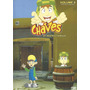 Dvd Chaves Em Desenho Animado Volume 6