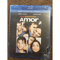Muy Parecido Al Amor Ashton Kutcher Amanda Peet Bluray Nuevo