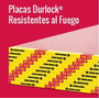 Placa Resist. Fuego 12,50x1,20x2,40