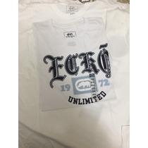 Camisetas Ecko Unltd Importada Tamanho 3g