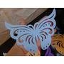 Apliques Borboleta Vazada Grande Eva Evento Festa Decoração