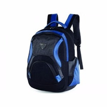 Mochila Masculina Adventeam Notebook Luxcel Mj48170-azul