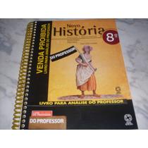 Novo História Conceitos E Procedimentos 8º Ano- Professor