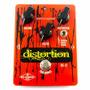 Pedal Distorsión Biyang Classic Series Ds12 Análogo