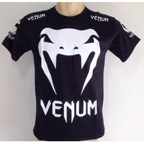 Camiseta Venum Mma Ufc Jiu Jitsu Competidor Promoção! Venum