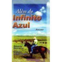 Livro Além Do Infinito Azul Antonio Demarchi