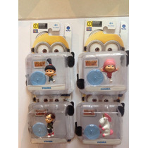 X4 Muñecas. Las Nenas De Mi Villano Favorito2 Thinkway Toys!