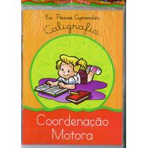 Coleção De Livros Eu Posso Aprender Caligrafia- C/ 10 Livros