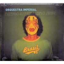 Cd Orquestra Imperial - Fazendo As Pazes Com O Swing - Novo*