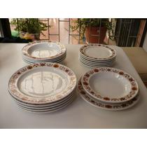 Juego Loza Porcelana Thomas - 38 Piezas