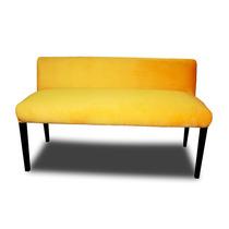 Banca Salas Giallo Minimalista Mueble Lounge Barato Familiar