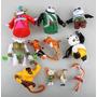Kit Festas Kung Fu Panda 3 Po Tigresa Mestre Shifu Mei Mei