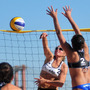 Red Futbol Tenis Beach Voley Playero 4 Metros Faja Superior