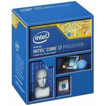 Processador Intel Core I7 4790 4,4ghz 4ªgeração Box Lacrado