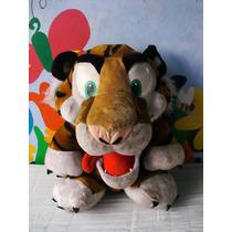 Tigre De Peluche. Importado (necesita Limpieza) 75cm Alto.