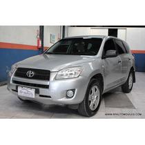 Toyota Rav 4 Automatica 2010 Nafta Motor: 2.4 Airbags Full