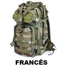 Mochilas Taticas Militares Assault 30l - Invictus - Divertop