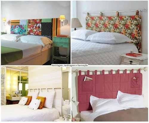 Cojines preciosos para respaldo de cama desde 90 - Cabeceros de cama con cojines ...