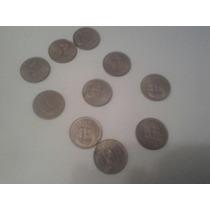 Monedas De .20 Centavos Cultura Olmeca