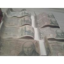 Billete 10 Pesos 1975 1977