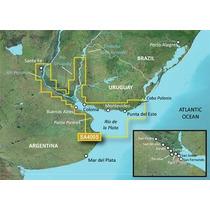 Mapa Nautico P/ Echomap Garmin Bluechart G2 Vision Argentina