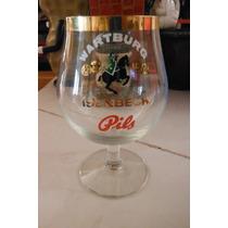 Copa Cerveza Wartburg Isenbeck Pils Beer Alemania Europa Bar