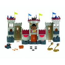 Tb Fisher Price Imaginext Medieval Eagle Talon Castle