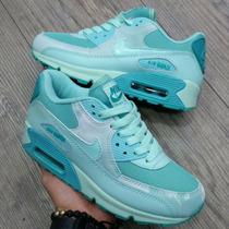 Tenis Zapatillas Zapatos Nike Air Max Dama