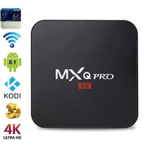 Oferta Smart Tv Box Mxq Pro 4k Wifi Netflix Kodi Android 5.1