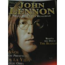 Revista Hombres Y Mitos Presenta: John Lennon
